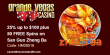 Grande Vegas Casino 25% up to $100 and 50 free spins on San Guo Zheng Ba RTG