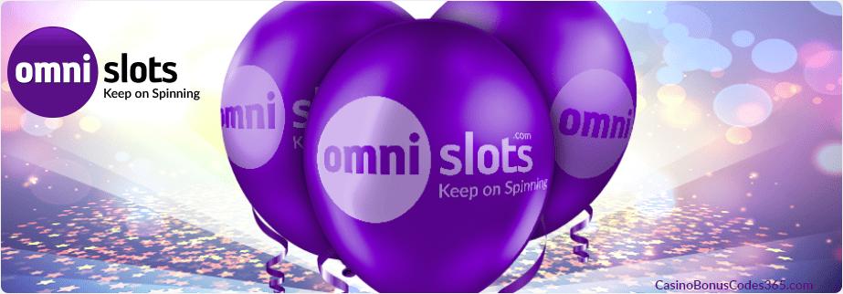 Omni Slots Happy Birthday Bonus