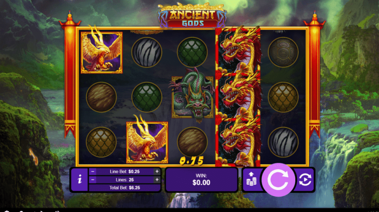 Jackpot Capital RTG Ancient Gods