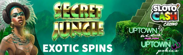 SlotoCash Casino Uptown Aces Uptown Pokies 350 Exotic Spins Pack