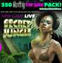 Uptown Aces 350 Secret Free Spins Pack!