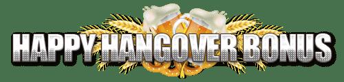 Omnislots Happy Hangover Bonus