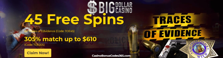 Big Casino No Deposit Bonus