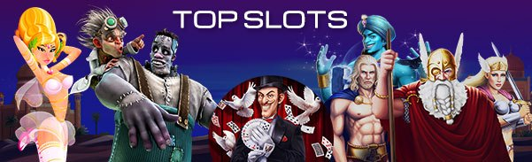 Deckmedia Top Slots by Spins August 2018