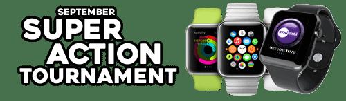 Omni Slots September Super Action Tournament