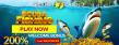 Planet 7 Casino New RTG Game Scuba Fishing 200% Match Bonus