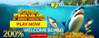 Planet 7 OZ Casino New RTG Game Scuba Fishing 200% Match Bonus