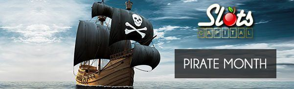 Slots Capital Online Casino Pirate Month