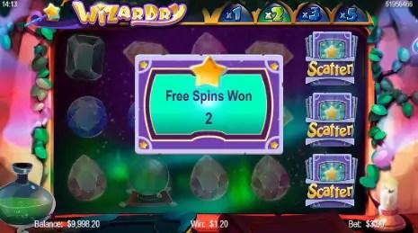 Bingo Fest Mobilots Wizardry