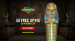 Vegas2Web Casino 50 FREE Spins Exclusive Deal Rival Gaming Wishing Cup