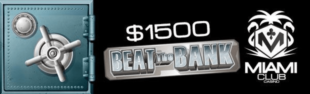 Miami Club Casino $1500 Dog Day Afternoon Tournament