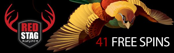 Red Stag Casino 41 FREE Birds of Paradise Spins Offer