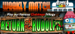SlotoCash Casino Holidays Weekly Match Bonus