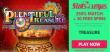 Slots of Vegas Plentiful Treasure 250% Bonus plus 30 FREE Spins New Game Offer