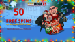 Mega7s Casino 50 FREE RTG Swindle All The Way Spins Exclusive Deal