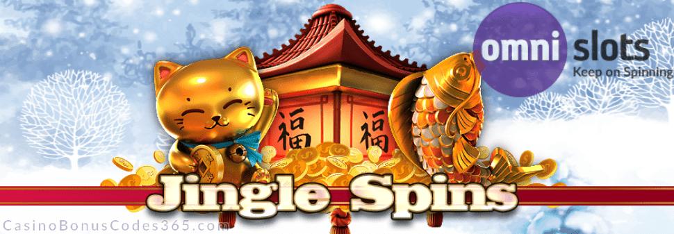 Omni Slots Jingle Spins Bonus