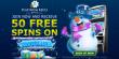 Platinum Reels Exclusive 50 FREE RTG Snowmania Spins