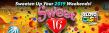 SlotoCash Casino RTG Sweet 16 Weekend Bonus