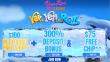 Vegas Rush Casino $175 FREE Chip plus 300% Bonus Yak Yeti and Roll