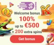 YoYo Casino €500 Bonus plus 200 FREE Spins Welcome Package