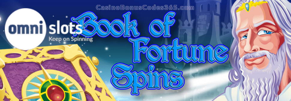 Omni Slots Book of Fortune Spins