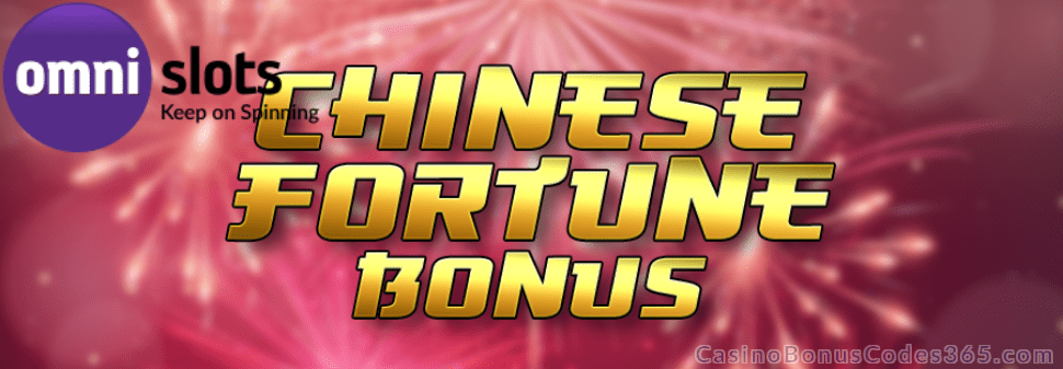 Omni Slots Chinese Fortune Bonus