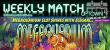 Uptown Aces Megaquarium Underwater Treasures Weekly Match Bonus RTG