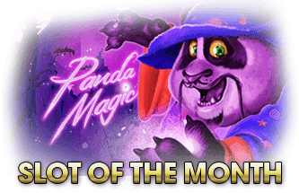 Intertops Casino Red RTG Panda Magic February Slot of the Month