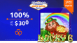 Jackpot Capital March Game of the Month RTG Lucky 6