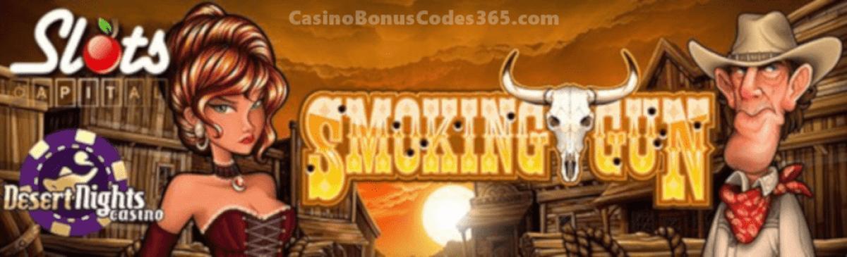 Slots Capital Online Casino Desert Nights Casino Rival Gaming Smoking Gun