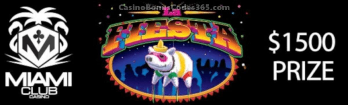 Miami Club Casino $1500 Cinco de Mayo Tournament WGS La Fiesta Cherry Blossoms