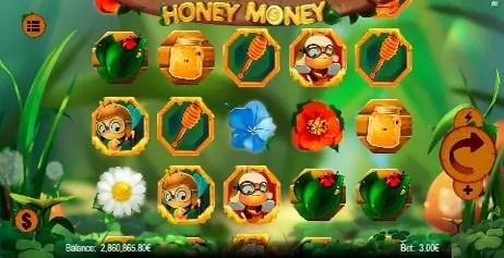 BingoSpirit Mobilots Honey Money