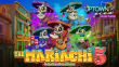 Uptown Aces The Mariachi 5 111% Bonus plus 111 FREE Spins New RTG Game Promo