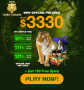 888 Tiger Casino May Special Event $3330 Bonus plus 150 FREE Spins Offer Rival Gaming Hot Hand