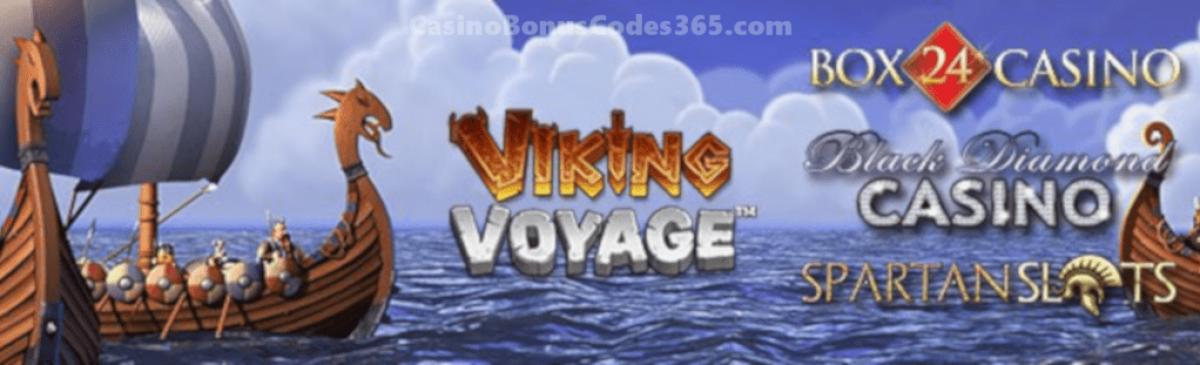 Spartan Slots Box 24 Casino Black Diamond Casino Betsoft Viking Voyage
