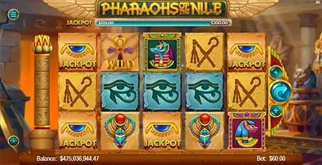 BingoFest Mobilots Pharaohs of the Nile