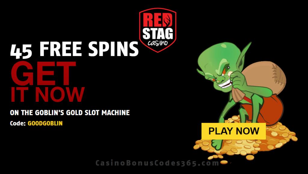 Red Stag No Deposit