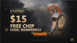 Slots Empire Exclusive $15 FREE Chip Welcome Promo