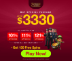 Superior Casino $3330 Bonus plus 150 FREE Spins May Special Event Offer Rival Gaming Hot and