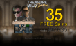 Treasure Mile Casino Exclusive 35 FREE Spins on Saucify Monte Carlo Heist