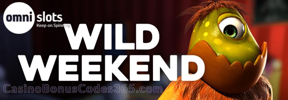 Omni Slots Wild Weekend Bonus Under the Bed Gladiator Heist