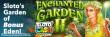 SlotoCash Casino RTG Enchanted Garden II 100 FREE Spins