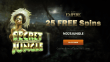 Slots Empire 25 FREE Secret Jungle Spins Exclusive Offer