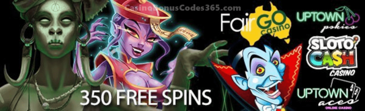 SlotoCash Casino Uptown Aces Uptown Pokies The Vampires vs Zombies Bonus Pack
