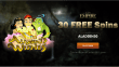 Slots Empire 30 FREE Aladdin's Wishes Spins Exclusive Deal