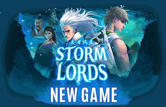 Slotastic RTG Storm Lords