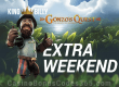 King Billy Casino Extra Weekend Offer NetEnt Gonzo's Quest Rook's Revenge