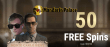 Mandarin Palace Online Casino Exclusive 50 FREE Spins on Saucify Monte Carlo Heist