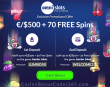 Omni Slots €/$500 plus 70 FREE Spins Exclusive Promo