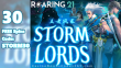 Roaring 21 New RTG Game Storm Lords 30 FREE Spins Offer